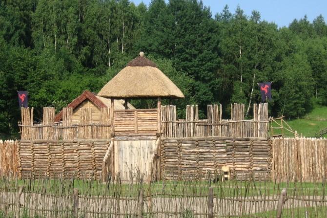 Gord Slawogrod in Czaplinek
