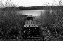 Nad jezioro Lusowskie