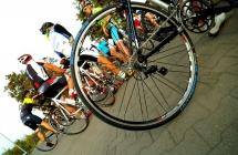 Objazd trasy Ponznań Bike Challenge