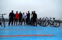 Wycieczka rowerowa z morsowaniem