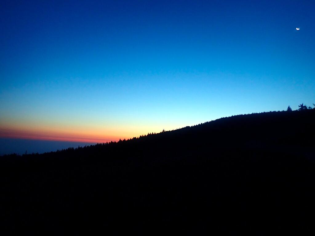 Chojnik Ultra – pierwsza setka w górach
