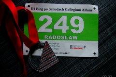 III Bieg po Schodach Collegium Altum