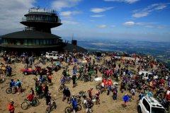 Uphill Race Śnieżka 2014